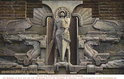 Völkerschlachtdenkmal, Sanct-Michael