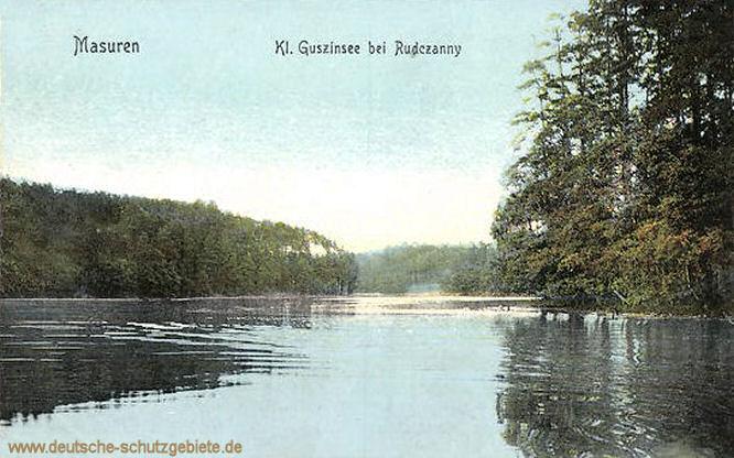 Masuren, Kleiner Guszinsee bei Rudezanny