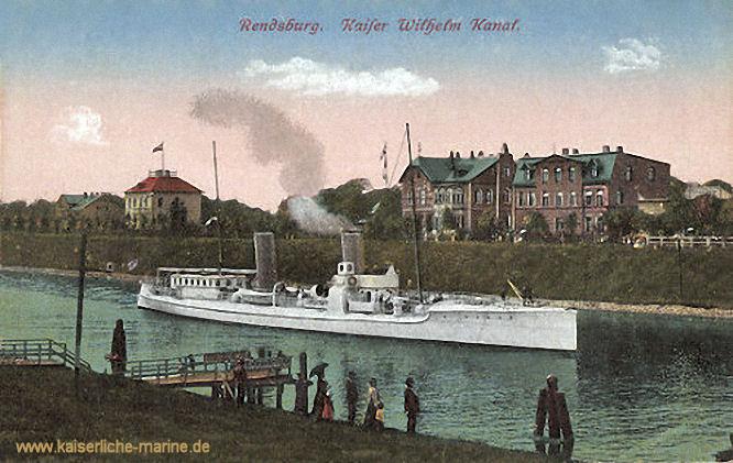 S.M.S. Sleipner, Depeschenboot