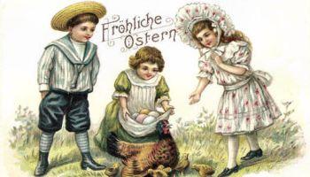 Fröhliche Ostern