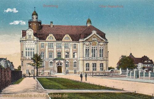 Bromberg, Ober-Realschule