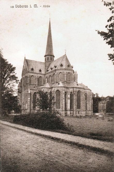 Doberan i. M., Kirche