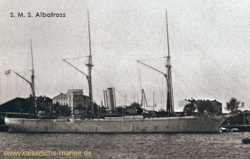 S.M.S. Albatross