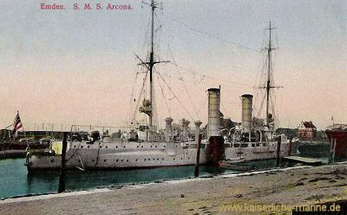Emden, S.M.S. Arcona
