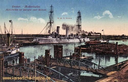 Emden - S.M.S. Arcona