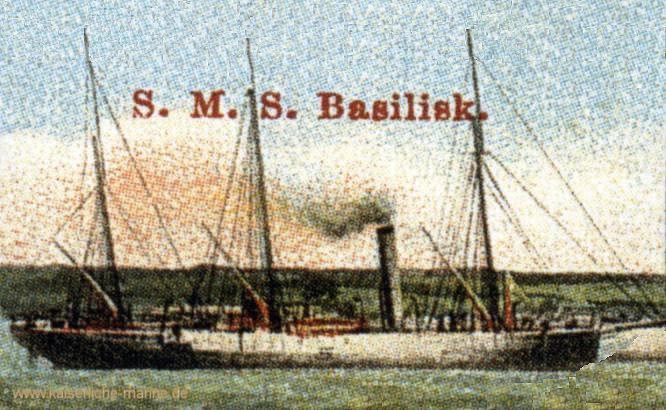 S.M.S. Basilisk