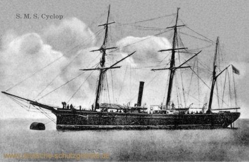 S.M.S. Cyclop
