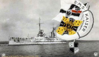 S.M.S. Kaiser, Linienschiff