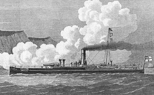 Wespe-Klasse, Panzerkanonenboot