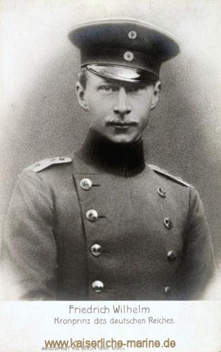 Kronprinz Friedrich Wilhelm