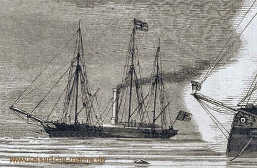 S.M.S. Grille in der ursprünglichen Version