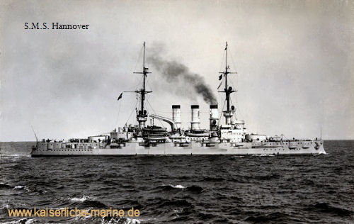 S.M.S. Hannover