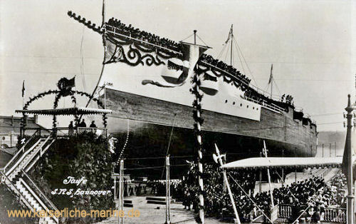 S.M.S. Hannover - Taufe