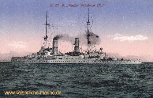 S.M.S. Kaiser Friedrich III.