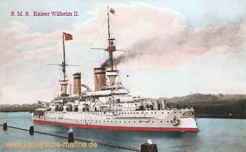 S.M.S. Kaiser Wilhelm II.