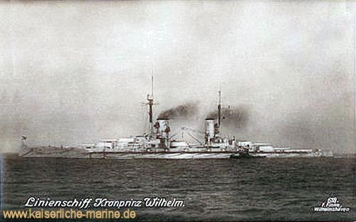 S.M.S. Kronprinz Wilhelm
