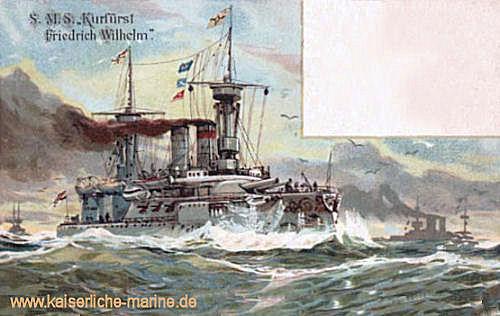 S.M.S. Kurfürst Friedrich Wilhelm