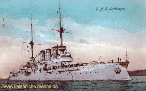 S.M.S. Lothringen
