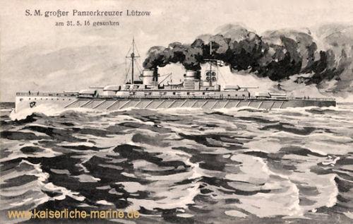 S.M.S. Lützow