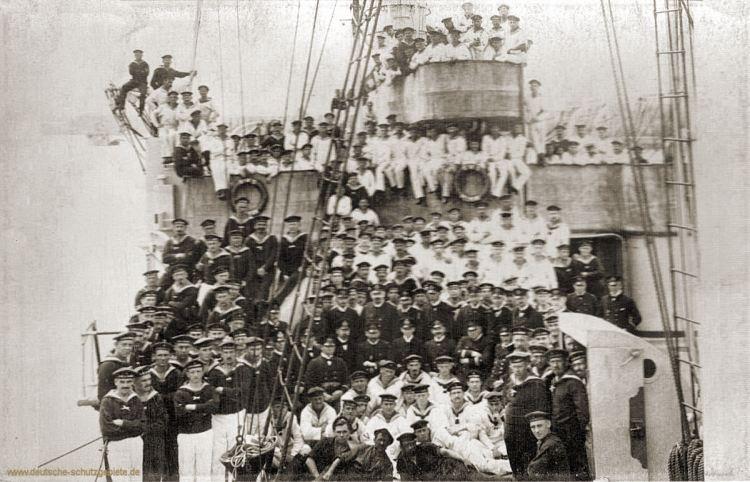 S.M.S. Pelikan, Mannschaftsfoto