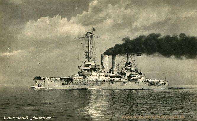 Linienschiff Schlesien (Reichsmarine)