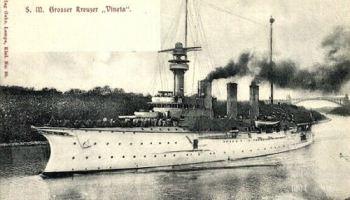 S.M.S. Vineta, Großer Kreuzer