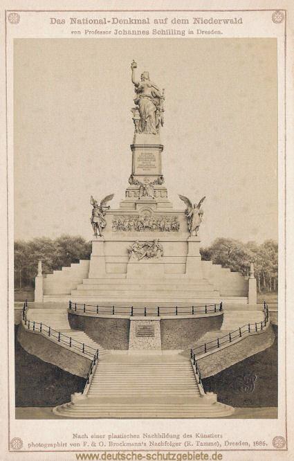 Das Nationaldenkmal auf dem Niederwald