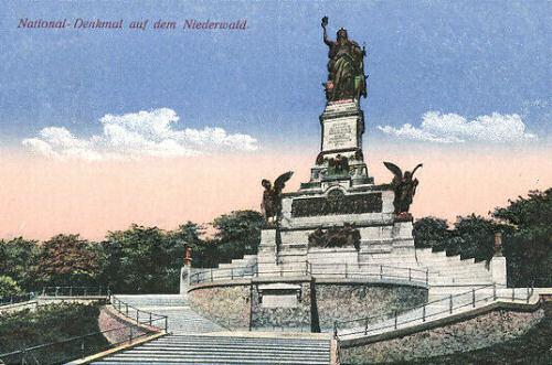 National-Denkmal auf dem Niederwald