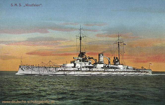 S.M.S. Westfalen