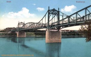 Arad, Erzsébet híd