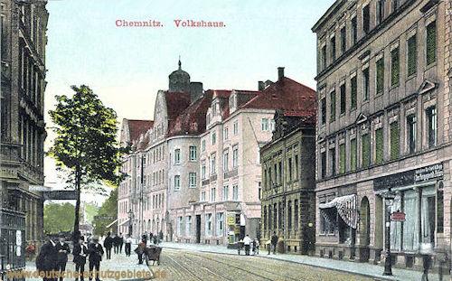 Chemnitz,Volkshaus