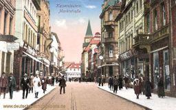 Kaiserslautern, Marktstraße