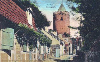 Prenzlau, Mauerstraße