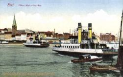 Kiel, Fähre Kiel-Gaarden