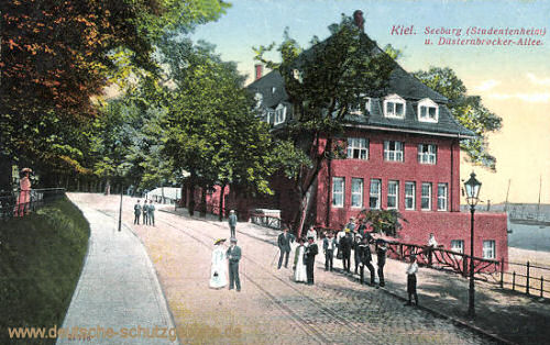 Kiel, Seeburg (Studentenheim)