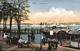Kiel, Wasserallee