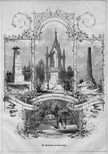 Die Denkmale zu Langensalza