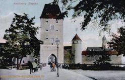 Amberg, Ziegeltor