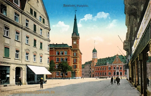 Bautzen, Postplatz