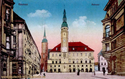 Bautzen, Rathaus