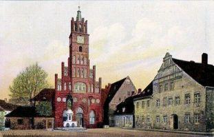 Brandenburg a.H., Altstädtischer Markt