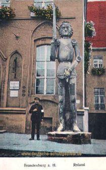 Brandenburg a. H., Roland