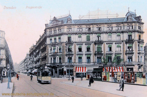 Dresden, Pragerstraße