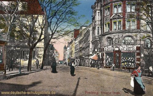 Freiberg, Erbischestraße