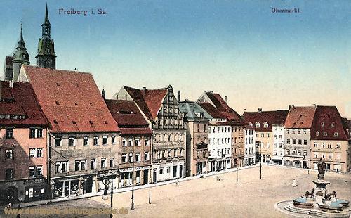 Freiberg i. Sa., Obermarkt
