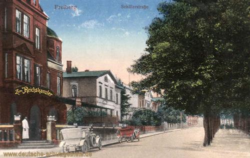 Freiberg, Schillerstraße