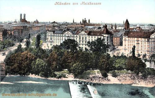 München von Haidhausen