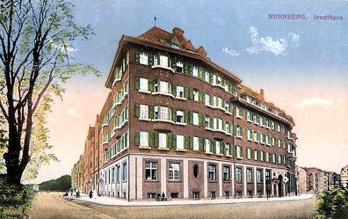 Nürnberg, Arndthaus