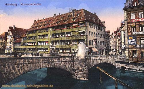 Nürnberg, Museumsbrücke