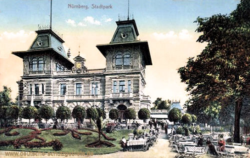 Nürnberg, Stadtpark